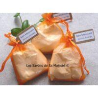 Bain moussant Douceur d'orange