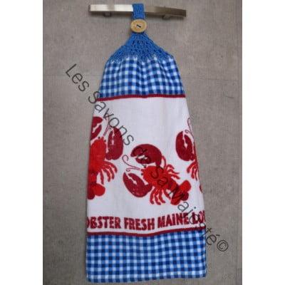 serviette-homard-lobster-rouge-bleu-savon-majeste-coton-400x400