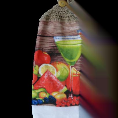 Cocktail serviette à mains